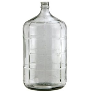 Kegco KC FP-CB-06 Glass Carboy, 6 gallon