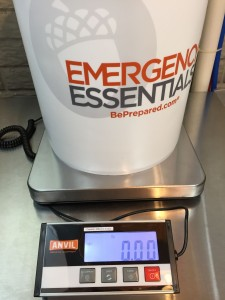 Hands On Review: Anvil Brewing Equipment Grain Scale