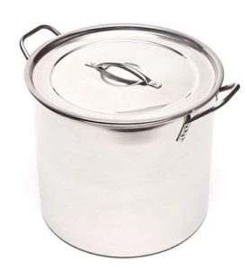5 Gallon Stainless Steel Brew Pot