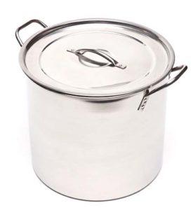5 Gallon Stainless Steel Brew Pot