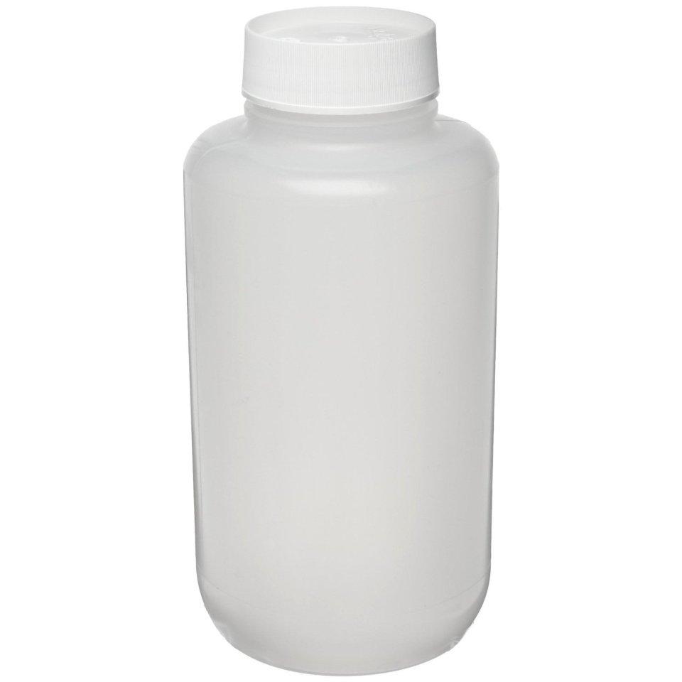 Nalgene 2115-3000 Polypropylene 3000mL Mason Jar