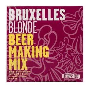 Brooklyn Brew Shop Beer Making Mix, Bruxelles Blonde