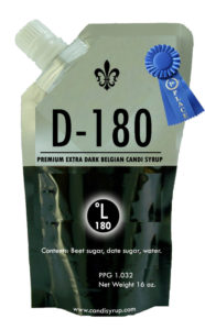 D180 Belgian Candi Syrup 1 Lb