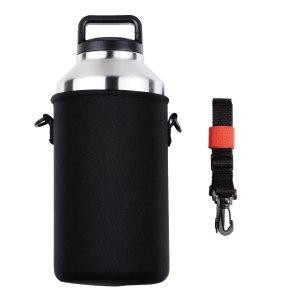 Neoprene Bottle Sleeve For Yeti Rambler And Rtic Growler