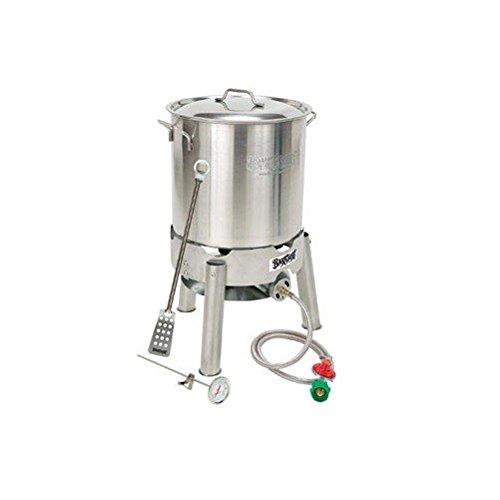 Bayou Classic 800-130 30qt Homebrew Starter Kit Home Brew