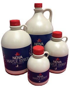 Nova Maple Syrup - Pure Grade-A Maple Syrup