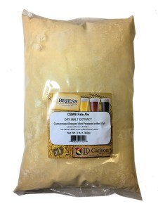 Briess Pale Dry Malt Extract 3 Pound