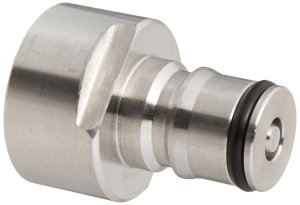 Kegco Keg Coupler Adapter Kit - Gas and Liquid Posts