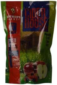 Home Brew Ohio 1176 Brewer's Best Cider House Select Spiced Apple Cider Kit
