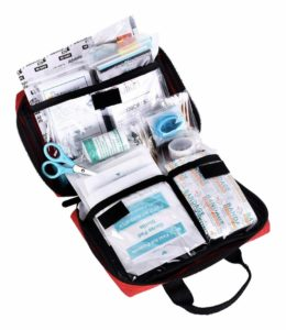 REEBOW TACTICAL GEAR First Aid Kit Medical Supply Survival Gear Bag for Car Home Office Outdoor Camping Hiking Travel Sports Earthquake Emergency Kits