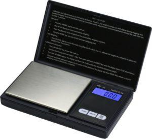 Smart Weigh SWS1KG Elite Series Digital Pocket Scale, 1000 by 0.1gm