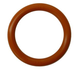 Brewery Gaskets 2-Pack O-Ring Gasket for Cornelius Home Brew Keg, Soft Silicone