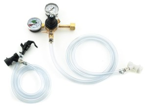 Homebrew Kegging Kit BALL LOCK (no keg)