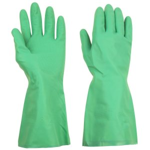 ThxToms Household Nitrile Gloves, Effectively Resist Oil, Acid, Alkali and Solvent