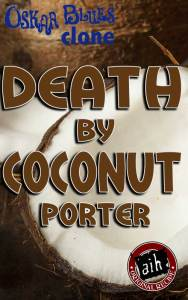 Oskar Blues Death By Coconut Clone Extract Recipe Kit