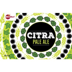 Citra Pale Ale - Extract Beer Brewing Kit (5 Gallons)