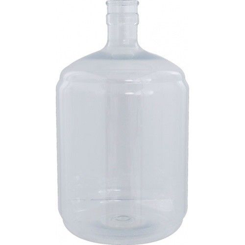 Plastic PET Homebrew Carboy Home Wine Beer Cider Making Brewing 3 5 or 6 gallon
