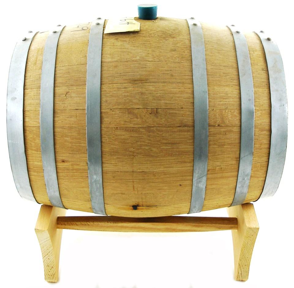 American Oak Barrel - 5 Gallon