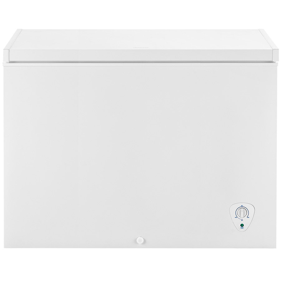 Frigidaire 8.7-cu ft Chest Freezer (White)
