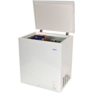Haier 5.0 cu.ft. Capacity Chest Freezer, HF50CM23NW