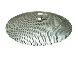 SS False Bottom (12 in. Diameter) - Pack of 6