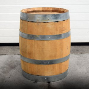 WEST FORK PERSIMMON SMOKED RYE WHISKEY BARREL - 5 GALLONS