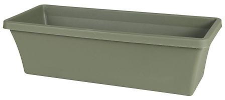 "Bloem 20-52430 Fiskars TerraBox Planter, Thyme Green, 30"""