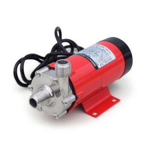 PUMPZILLA BREWING PUMP WITH STAINLESS STEEL HEAD