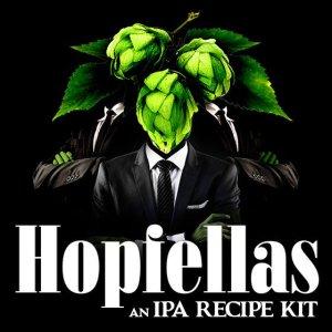 Hopfellas IPA - All-Grain Recipe Kit w/ Dry Yeast Safale US-05
