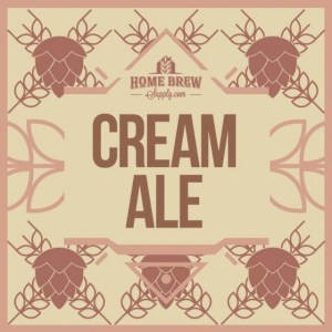 Cream Ale - Extract Recipe Kit W/ Dry Yeast Safale US-05