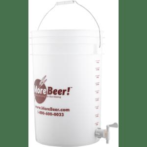 Plastic Bucket - 6 gal. (With Spigot) FE345