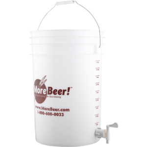 Plastic Bucket - 6 gal. (With Spigot) FE345
