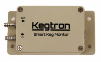 Kegtron Smart Keg Monitor - Single Tap | Track Your Keg Levels From Your Phone | Upgrade Your Taps