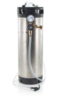 Lo Basico Ball Lock Keg System (USED KEG)