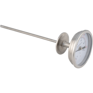 1.5 in. T.C. Thermometer - 3.25 in. Face x 7.5 in. Probe H594