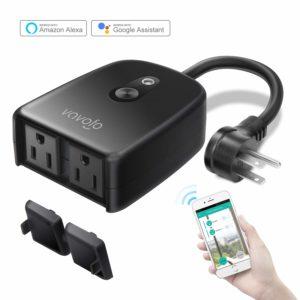 Outdoor Waterproof Wireless Wifi Control Outlet – Alexa
