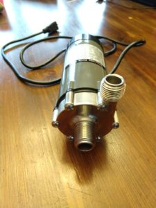 Hands on Review: Mark II Homebrew Pump w/Stainless Head