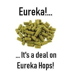 eureka pellet hop deal