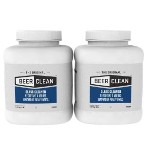 Diversey Beer Clean Glass Cleaner (4-Pound, 2-Pack)