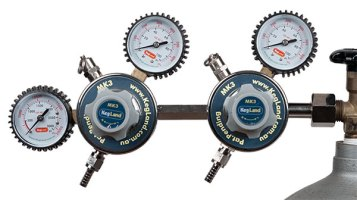 Mark III Twin Gas Regulator