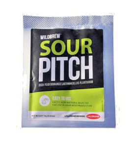 Lallemand WildBrew Sour Pitch Lactic Acid Bacteria for Brewing 10g - Beer Yeast