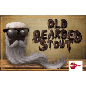 Old Rasputin® Clone - Old Bearded Stout (All Grain)