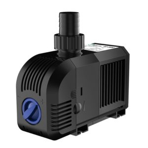 SongJoy Submersible 132 GPH Water Pump for Aquarium Fish Tank Fountain Indoor Outdoor Water Garden Pond (132GPH)