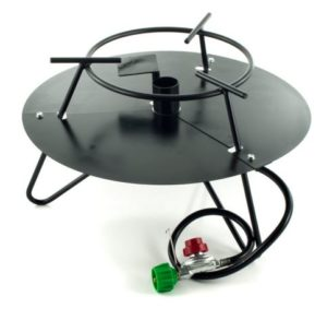 High Output Burner, 10 PSI regulator