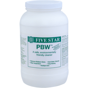 Five Star PBW Cleaner - 8 lbs. CL25D