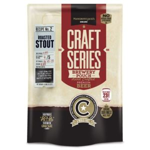 Roasted Stout Brewery Pouch