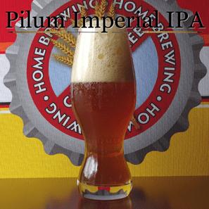 Pilum Imperial IPA - All-Grain Recipe Kit