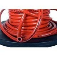 25 Foot Red Gas/Air Hose, 5/16 inch ID and 9/16 inch OD