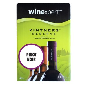 Winexpert Vintner's Reserve Pinot Noir Wine Recipe Kit W268