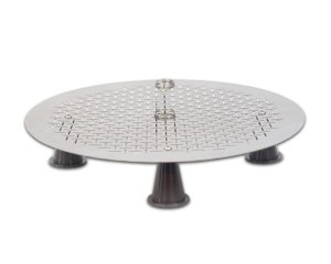 "COLDBREAK 13.25"" False Bottom, Stainless Steel, Drop in Design, Easy Cleaning & Removal, Fits 10 Gallon Northern FF Mash Tun"